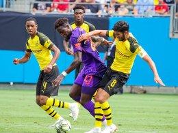 Was läuft mit Dortmund und Origi?