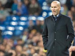 Zidanes Ankündigung - Terry sagt Moskau ab