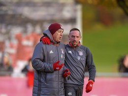 Ribery peilt Rückkehr in Dortmund an