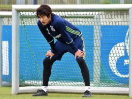 Statt Teamtraining: Schalkes Uchida wieder in Japan