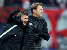 Hasenhüttl: Heute ein Dutzend, morgen mit Werner?