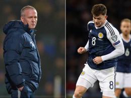 Schottlands Duell mit England: Lambert fordert Burke