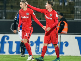 Eintracht verliert Stadtderby beim FSV