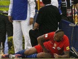 Rummenigge appelliert, aber Vidal will spielen