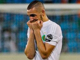 Bentalebs Traumtor reicht Algerien nicht