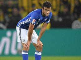 Di Santo droht Ausfall auch in Wolfsburg