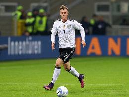 Debütant Gerhardt: Wolfsburgs Nummer 16