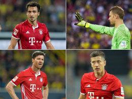 Form-Check Bayern: Viele Stars, viele Fragezeichen