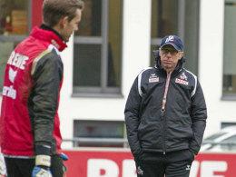 Nur 20-mal vor Gladbach: Stöger will die Ausnahme zur Regel machen