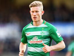 Kainz sieht Zukunft bei Werder