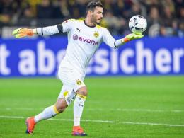 BVB-Keeper Bürki bricht sich die Mittelhand