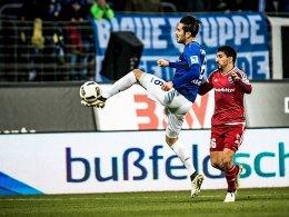 Neue Chance für Mario Vrancic