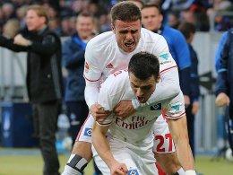 Müller und Kostic: Die Flügelzange greift endlich