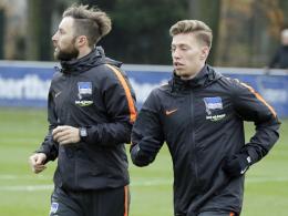 Hertha BSC: Auch Weiser fällt aus