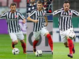 Rebic, Seferovic, Huszti - wer ersetzt Fabian?