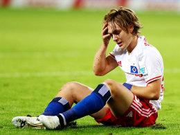 HSV zwei bis drei Wochen ohne Halilovic