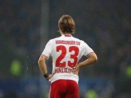 Halilovic - war es das schon beim HSV?