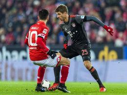 Ancelottis Finesse mit Müller