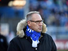 Präsident Fritsch: Kein Bekenntnis zu Meier
