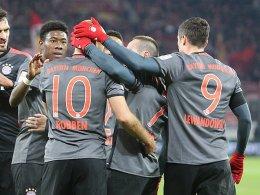 Reus startet durch: Neben Bayern-Trio in Elf des Tages