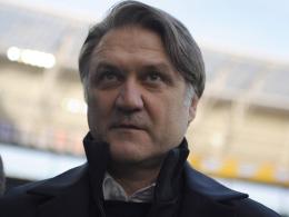 Beiersdorfer bleibt in der Doppel-Rolle