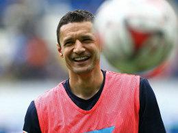 Salihovic trainiert wieder in Hoffenheim