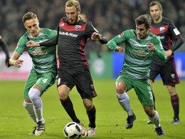 Hartmanns Hoffnung: Die Leistung gegen BVB und Bayern