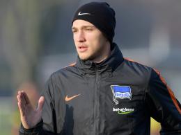 Niklas Stark meldet sich fit