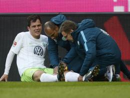 Didavi, Rodriguez und Schäfer: drei Kniefälle