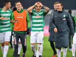 Die Werder-Wende mit