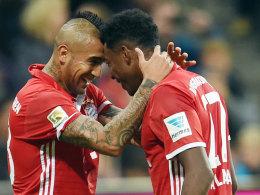 Fußballer des Jahres! Alaba und Vidal ausgezeichnet