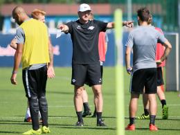 Acht Tage Lagos - Leipzig testet gegen Ajax Amsterdam