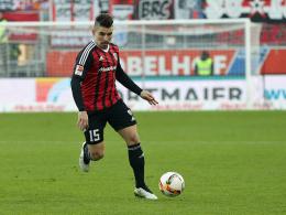 Danilo stößt wohl bald zu den Hoffenheim-Profis
