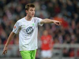 Von wegen Wechsel: Knoche bleibt Wolfsburg treu