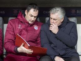Swansea baggert an Bayern-Assistent