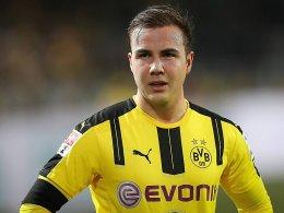 Dortmund startet ohne Götze