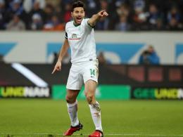 Pizarro denkt noch nicht an den Abschied
