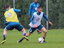 Wolfsburg verliert bei Mallis Debüt