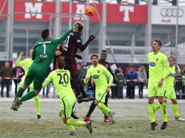 Ingolstadt testet gegen Heidenheim eine Viererkette