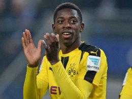 Dembelé verzückt, Müller stürzt ab