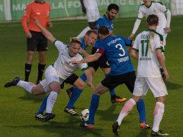 Doppelspieltag: Werder startet ohne Erfolgserlebnis