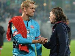 Mainz-Coach Schmidt: