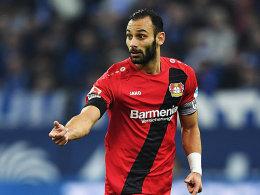 Toprak bestätigt Abschied von Bayer 04