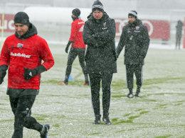 Ingolstadt bleibt zuhause und testet den Club