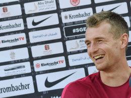 Trotz Äppler: Hradecky will in Frankfurt verlängern