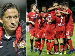 Leverkusens fußballerische, emotionale Wiedergeburt