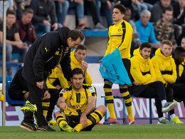 Sokratis' Verletzung überschattet BVB-Testsieg