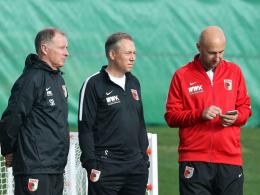 Schwarz wird Technischer Direktor in Augsburg