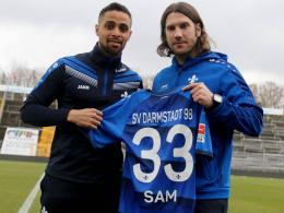 Darmstadt verpflichtet Sam auf Leihbasis