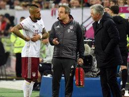Antreiber Ribery: FC Bayern siegt beim Turnier in Düsseldorf